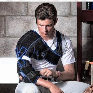 Shock Doctor Shoulder and Arm Ice Recovery Wrap